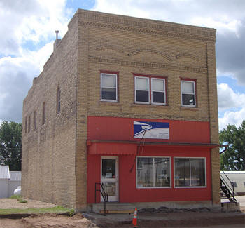 US Post Office, Graceville Minnesota
