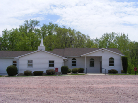 Calvary Baptist Church, Granada Minnesota, 2014