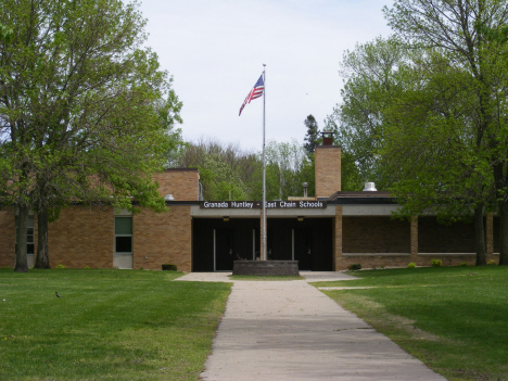 Granada Huntley East Chain Schools, Granada Minnesota, 2014
