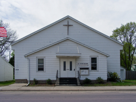 Former Assembly of God Church, Granada Minnesota, 2014