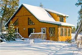 Poplar Creek Guesthouse, Grand Marais Minnesota