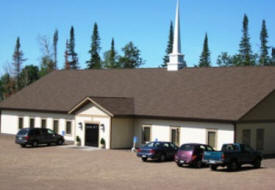 Cornerstone Community Church, Grand Marais Minnesota