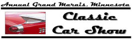 Annual Grand Marais Classic Car Show