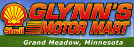 Glynn's Motor Mart, Grand Meadow Minnesota