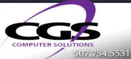 CGS Computer Solutions, Grand Meadow Minnesota