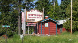 Timberlund's Resort, Grand Marais Minnesota