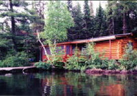 Clearwater Canoe Outfitters & Lodge, Grand Marais Minnesota