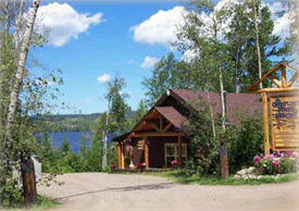 Gunflint Pines Resort & Campgrounds, Grand Marais Minnesota