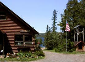 Heston's Lodge & Country Store, Grand Marais Minnesota