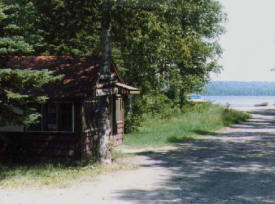 Trout Lake Resort, Grand Marais Minnesota