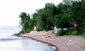 Anderson's North Shore Resort, Grand Marais Minnesota
