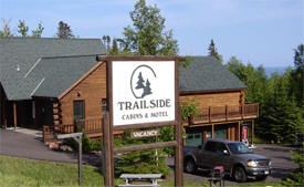 Trailside Cabins & Motel, Grand Marais Minnesota
