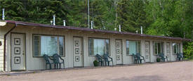 Wedgewood Motel, Grand Marais Minnesota