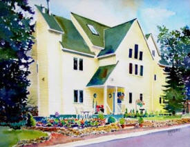 MacArthur House Bed & Breakfast, Grand Marais Minnesota