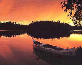 Rockwood Lodge and Canoe Outfitters, Grand Marais Minnesota