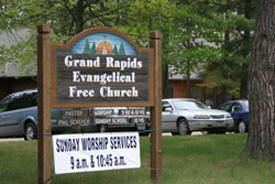 Grand Rapids Evangelical Free Church, Grand Rapids Minnesota