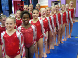 Grand Rapids Gymnastics Academy, Grand Rapids Minnesota
