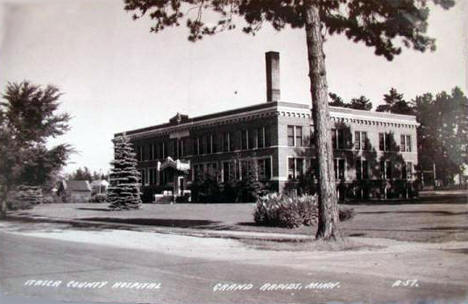 Itasca County Hospital, Grand Rapids Minnesota, 1941