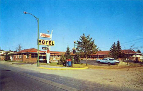 Itascan Motel, Grand Rapids Minnesota, 1970's?