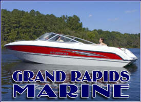 Grand Rapids Marine Center, Grand Rapids Minnesota
