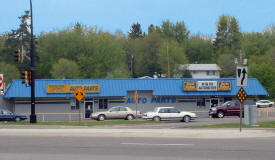Auto Value Auto Parts, Grand Rapids Minnesota