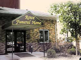 Rowe Funeral Home, Grand Rapids Minnesota