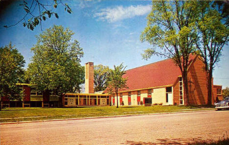 First Evangelical Lutheran Church, Grand Rapids Minnesota, 1960's
