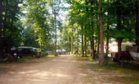 Prairie Lake Campground and RV Park, Grand Rapids Minnesota