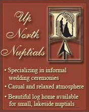 Up North Nuptials, Grand Rapids Minnesota