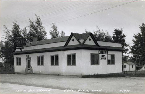 Cabin City Tavern, Grand Rapids, Minnesota, 1950's.