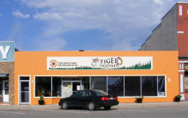 Tiger Textiles, Grand Rapids Minnesota
