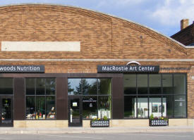 Macrostie Art Center, Grand Rapids Minnesota