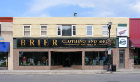 Brier Clothing & Shoes, Grand Rapids Minnesota