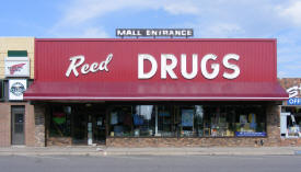 Reed Drug Store, Grand Rapids Minnesota