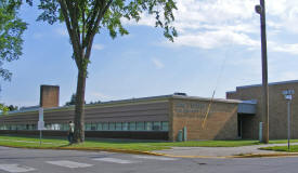 Murphy Elementary School, Grand Rapids Minnesota