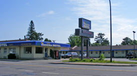 Itascan Motel, Grand Rapids Minnesota