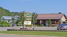 Bloomer's Garden Center, Grand Rapids Minnesota