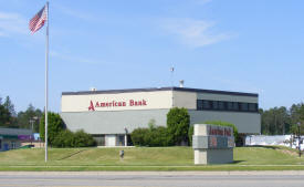 American Bank, Grand Rapids Minnesota