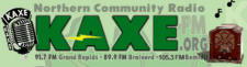 KAXE-FM, Grand Rapids Minnesota - Northern Community Radio
