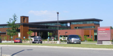 Grand Itasca Hospital and Clinic, Grand Rapids Minnesota, 2010