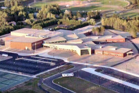 Robert J. Elkington Middle School, Grand Rapids Minnesota