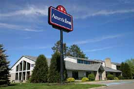 AmericInn Motel, Grand Rapids Minnesota