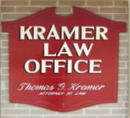 Kramer Law Office, Granite Falls Minnesota