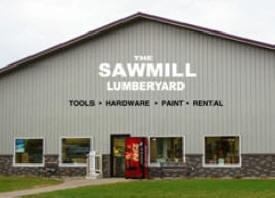 The Sawmill Lumberyard, Granite Falls Minnesota
