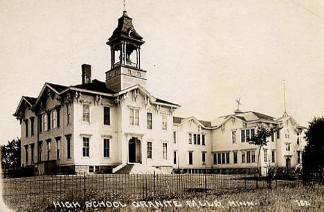 High School, Granite Falls Minnesota, 1910