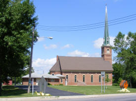 St Brendan's Catholic Church, Green Isle Minnesota