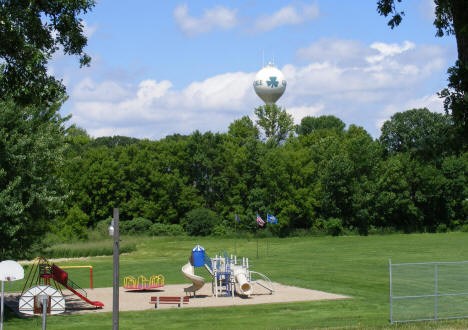City Park, Green Isle Minnesota, 2011