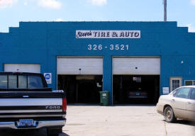 Steve's Tire & Auto Repair, Green Isle Minnesota