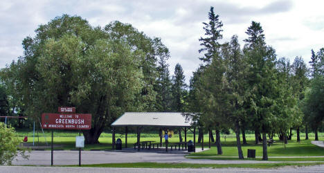City Park, Greenbush Minnesota, 2009