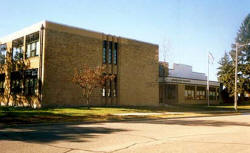Greenbush - Middle River School, Greenbush Minnesota